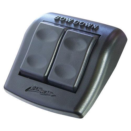 bolt electric trim tab systems bennett marine boltrockeroptions bolt rocker switch