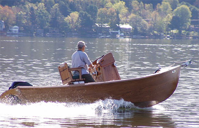 Simmons Sea Skiff Replica bennett project boats bennett marine  at reclaimingppi.co