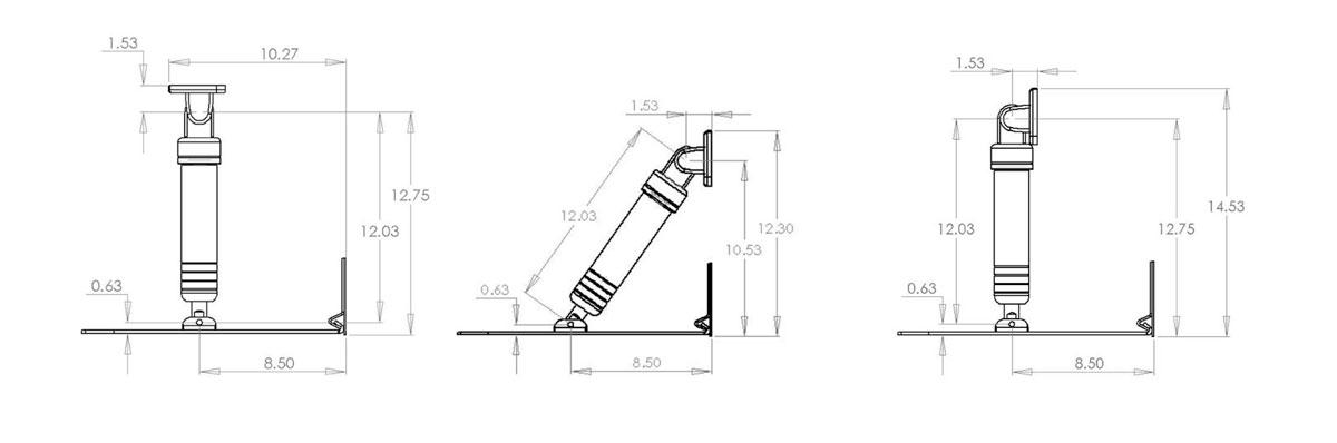 premier line xpt bxt sst trim tab systems bennett marine. Black Bedroom Furniture Sets. Home Design Ideas